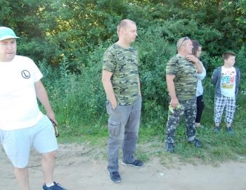 Spławikowe Mistrzostwa Koła 09.06.2018