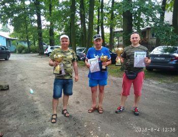 Gruntowe mistrzostwa Koła 04.08.2018 Halinów