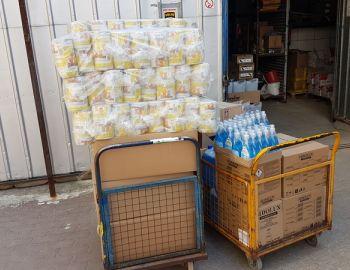 Akcja pomocy dla potrzebujących w pandemii koronawirusa !