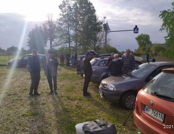 Zawody spławikowo-gruntowe 22.05.2021 Halinów.