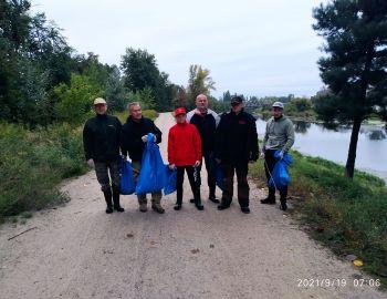 """""""Święto Ziemi"""" 19.09.2021 Kanał Żerański"""
